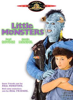 newly listed little monsters 2004 used dvd