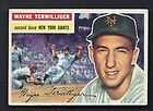 wayne terwilliger new york giants 1956 topps card 73 buy