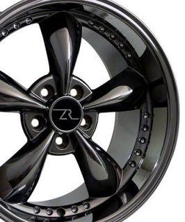 Deep Dish Mustang ® Bullitt Wheels 18x9 & 18x10 inch 2005+ 18 inch