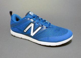 New Balance mens MX20BW Minimus running shoes   Blue / White