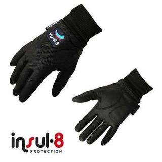 Ladies Masers INSUL 8 Original Windproof Winer Golf Gloves PAIR