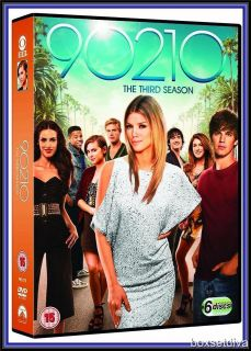 90210 complete third season season 3 brand new dvd from
