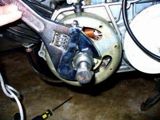 FLYWHEEL MAGNETO STATOR PULLER for SUZUKI RM80 RM125 RM250 Motocross