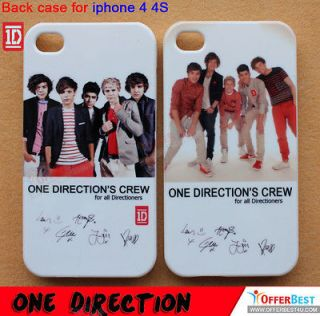 Newly listed 2PCS One Direction 1D Louis Harry Niall Liam Zayn Case