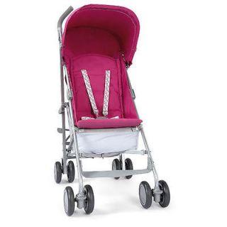 mamas papas trek umbrella stroller raspberry ships free with a