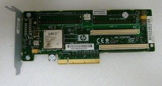 HP Compaq 504022 001 DL380 G5 SCSI SAS P400 Low Profile Controller