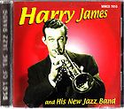 Harry James & and His New Jazz Band  Best of Vol.1 CD (2000) 20 tracks