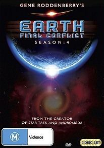 Gene Roddenberrys Earth Final Conflict   Season One, New DVD, Von