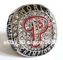 2008 Philadelphia Phillies baseball MLB World Series Championship