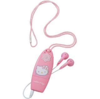 Hello Kitty Sanrio KT2048 128 MB Digital  player New Pink