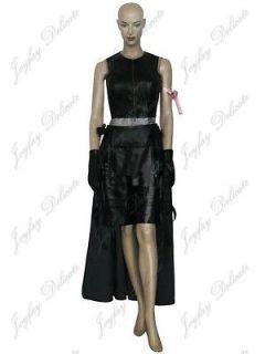 Final Fantasy VII 7 Tifa Lockhart Cosplay Costume Halloween Clothing