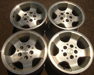 15 2000 01 02 03 Jeep Wrangler Alloy Wheels Rims