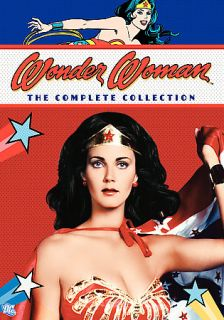 Wonder Woman   The Complete Collection DVD, 2007, 11 Disc Set