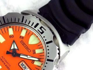 Newly listed SEIKO MENS AUTOMATIC MONSTER DIVERS WATCH 200M SKX781