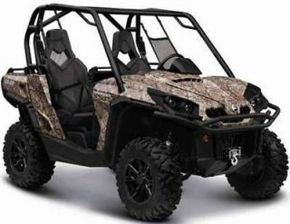2012 CanAm Can Am 800 / 1000 Series Commander Service Repair