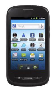 ZTE Merit 990G   Black (Straight Talk) Smartphone Cell Phone