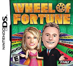 Wheel of Fortune (2010) (Nintendo DS, 2010) Brand New Sealed