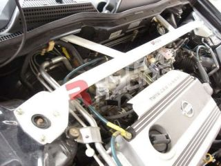 nissan sentra n16 ultra racing 4 points front strut bar from malaysia