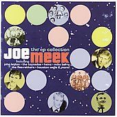 Joe Meek The EP Collection Box by Joe Meek CD, Mar 2007, 12 Discs