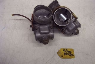 Mikuni 40mm Carburetors Ski Doo MXZ 583 670 600 700 Rotax Engine