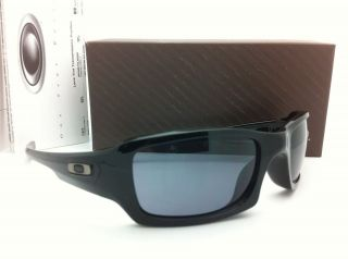 Authentic Oakley Sunglasses FIVES SQUARED 03 440 Polished Black with