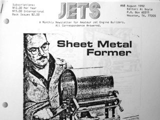 you can build a sheet metal former slip rolls plans