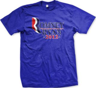 Mitt Romney Paul Ryan 2012 Presidential Election Vote President  Mens