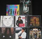MICHAEL JACKSON  THRILLER/ OFF THE WALL/ BAD/ DANGEROUS   7 CD