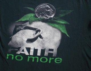 Vtg 93 FAITH NO MORE Tour Shirt Melvins Metal Rock Fantomas Slayer Mr