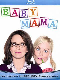 Baby Mama Blu ray Disc, 2008