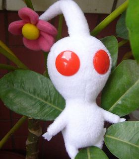 NEW ARRIVAL NINTENDO PIKMIN WHITE FLOWER RARE PLUSH DOLL COLLECTION