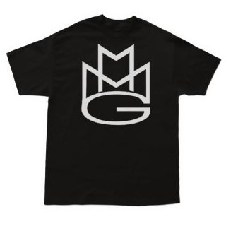MAYBACH MUSIC T shirt MMG Rick Ross Wale Meek Mills Stalley Omarion