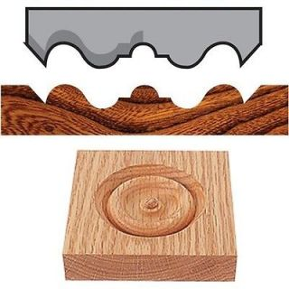 Rossete Cutter Profile Knives / Blades for Drill Press & Lathe Cutter