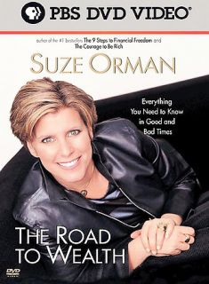 Suze Orman   The Road to Wealth DVD, 2003