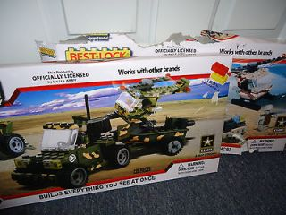 newly listed best lock construction toys army set lego time