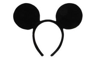 mickey mouse ears headband in Clothing,