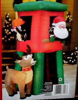 inflatable christmas yard decoration in Yard Decor