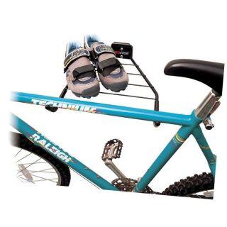 VALUE Single Folding Bike Bicycle Rack Storage Space Saver WALL MOUNT