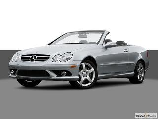 Mercedes Benz CLK500 2006 Base