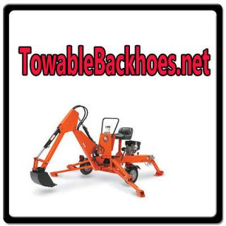 Towable Back hoes.net WEB DOMAIN FOR SALE/EXCAVATOR/LOADER/USED MARKET