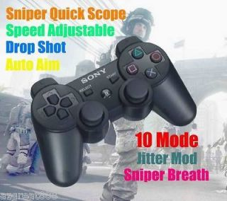 Newly listed PS3 Rapid Fire Modded DualShock3 Controller Quick Scope