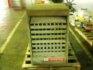 modine gas fired unit heater pa200ab  525