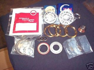 MUNCIE 4 SPEED TRANSMISSION REBUILD KIT M20 21 22 4 SP 7/8 OR 1 PIN