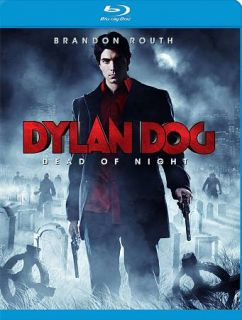 Dylan Dog Dead of Night Blu ray Disc, 2011