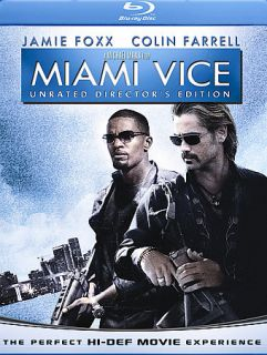 Miami Vice Blu ray Disc, 2008
