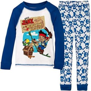 NEW Size 4 Disney Jake and the Never Land Pirates T Shirt Tee PJ Pal
