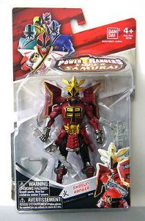 MIGHTY MORPHIN POWER RANGERS SAMURAI   SHOGUN RANGER   VERY RARE