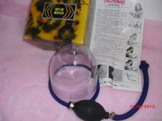 Newly listed BUSTLINE INCREASER Vacuum Pump Breast Enlarger System