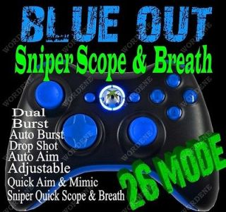 rapid fire black ops 2 modded xbox 360 controller quick
