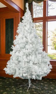 white artificial christmas tree in Holiday & Seasonal